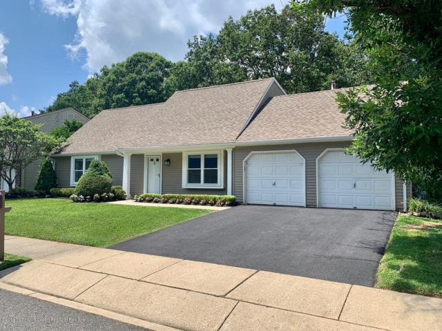 6 Cannon Ball Drive, Howell, NJ 07731 (MLS #21928923) :: The Dekanski Home Selling Team