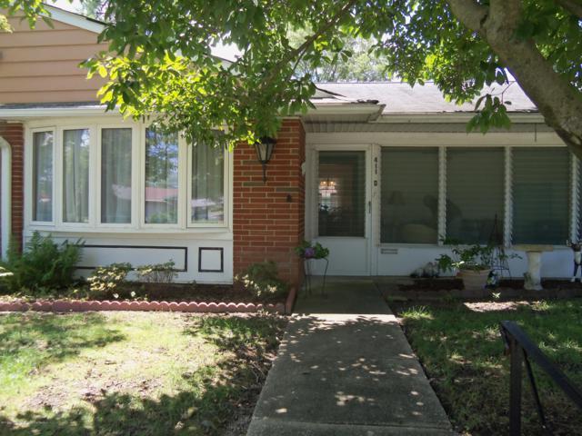 411D Portsmouth Drive #1004, Lakewood, NJ 08701 (MLS #21929024) :: The Dekanski Home Selling Team