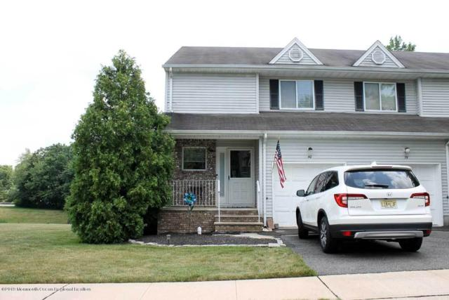 40 Forest Garden Drive #22, Matawan, NJ 07747 (MLS #21929061) :: The MEEHAN Group of RE/MAX New Beginnings Realty