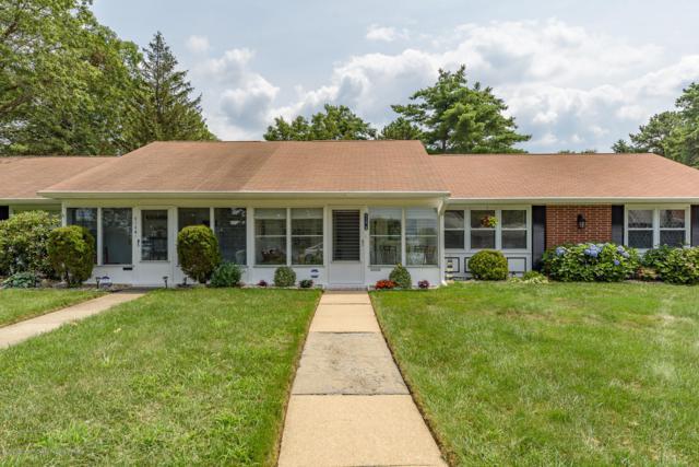 414B Chatham Court #1002, Lakewood, NJ 08701 (MLS #21929067) :: The Dekanski Home Selling Team