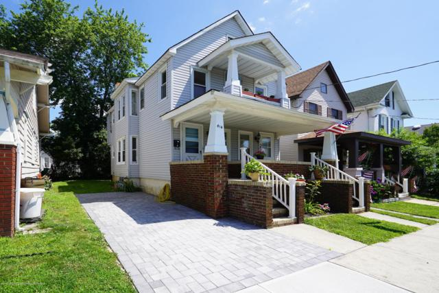 414 Mccabe Avenue, Bradley Beach, NJ 07720 (MLS #21929183) :: The MEEHAN Group of RE/MAX New Beginnings Realty