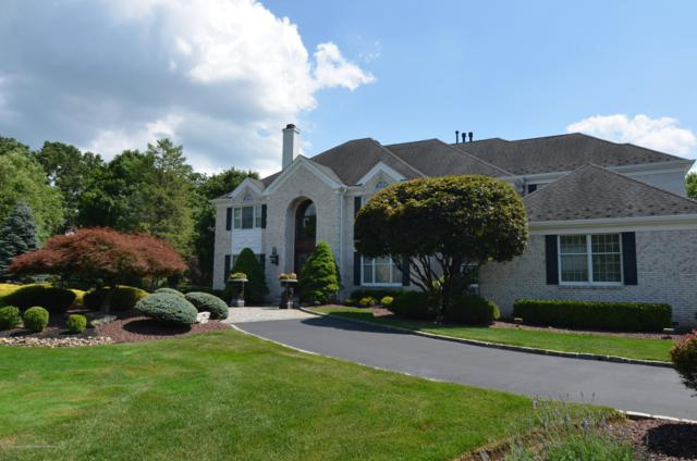 14 Shadow Brook Drive, Colts Neck, NJ 07722 (MLS #21929185) :: The Sikora Group