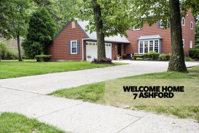 7 Ashford Road, Jackson, NJ 08527 (MLS #21929226) :: The Sikora Group