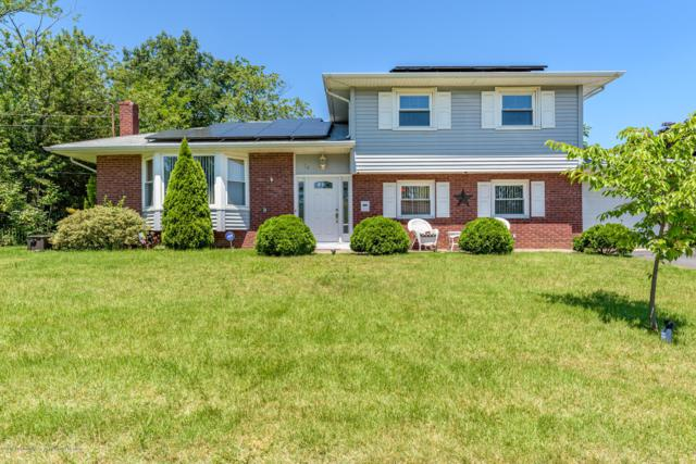 26 Kingsport Drive, Howell, NJ 07731 (MLS #21929355) :: The Dekanski Home Selling Team