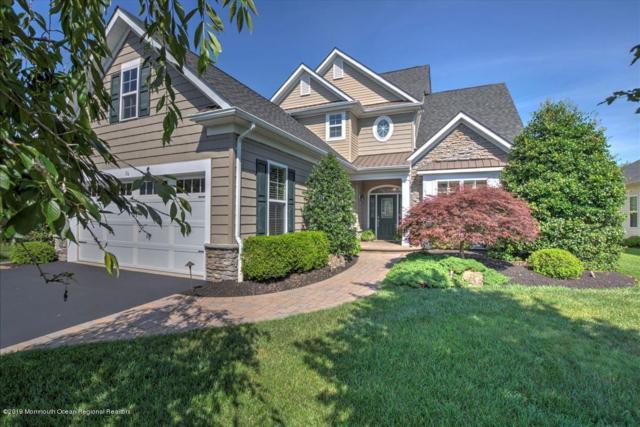 16 E Corsica Court, Farmingdale, NJ 07727 (MLS #21929384) :: The Dekanski Home Selling Team