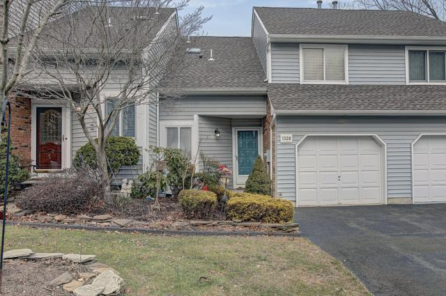 1328 Meadowbrook Court 61B, Toms River, NJ 08753 (MLS #21929462) :: The MEEHAN Group of RE/MAX New Beginnings Realty