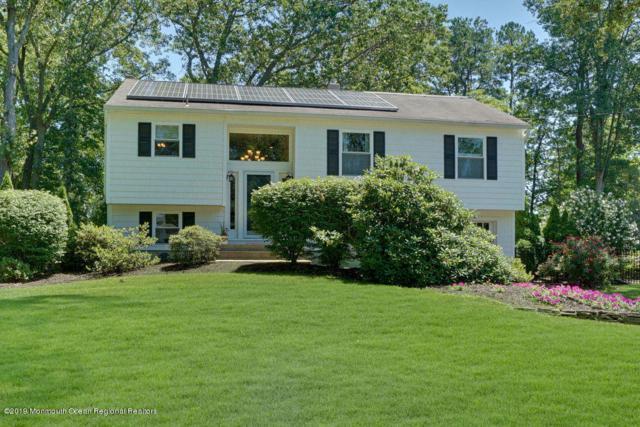 12 Claire Circle, Howell, NJ 07731 (MLS #21929541) :: The Dekanski Home Selling Team