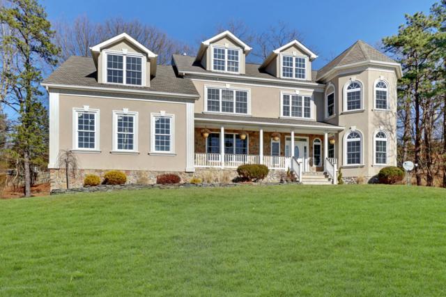 3408 Allaire Road, Wall, NJ 07719 (MLS #21929553) :: The Dekanski Home Selling Team