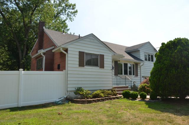 16 Kenneth Terrace E, Middletown, NJ 07748 (MLS #21929557) :: The Dekanski Home Selling Team