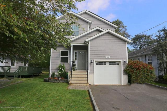 609 Mckinley Avenue, Toms River, NJ 08753 (MLS #21930178) :: The MEEHAN Group of RE/MAX New Beginnings Realty
