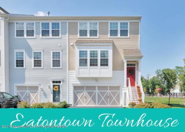 101 Beacon Lane #201, Eatontown, NJ 07724 (MLS #21930873) :: The MEEHAN Group of RE/MAX New Beginnings Realty