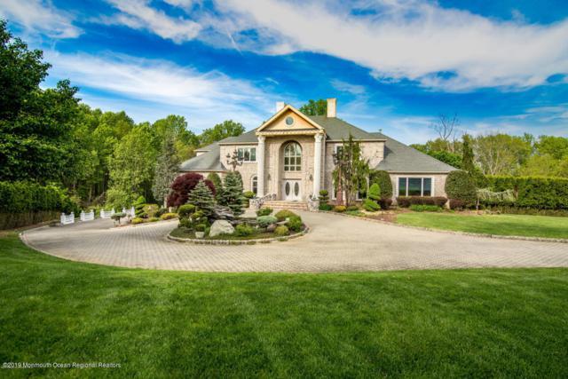 419 Fawns Run, Morganville, NJ 07751 (MLS #21930906) :: The Dekanski Home Selling Team