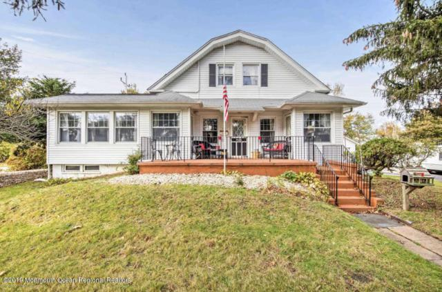 110 Monmouth Drive, Deal, NJ 07723 (MLS #21931232) :: The Sikora Group