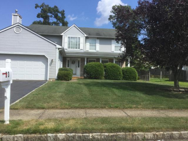 23 Arbor Drive, Howell, NJ 07731 (MLS #21932174) :: The Sikora Group