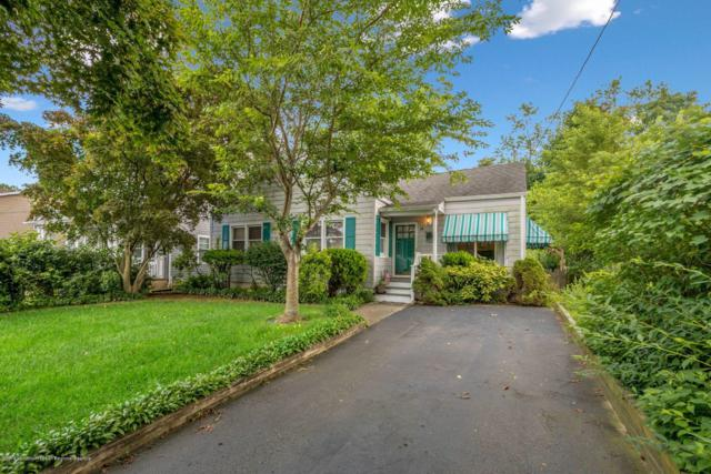14 Orchard Place, Little Silver, NJ 07739 (MLS #21932300) :: William Hagan Group