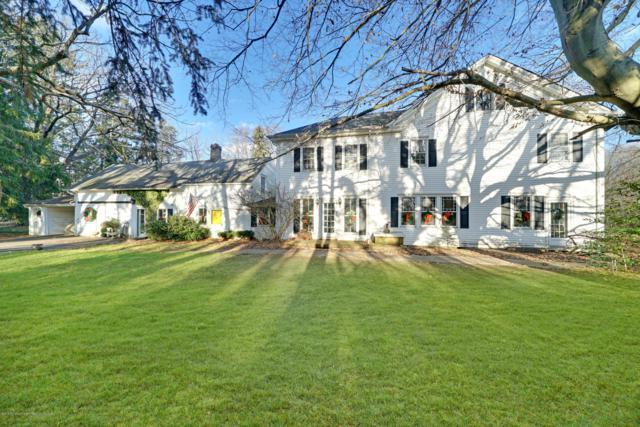 422 Lakewood Farmingdale Road, Howell, NJ 07731 (MLS #21932390) :: The Dekanski Home Selling Team