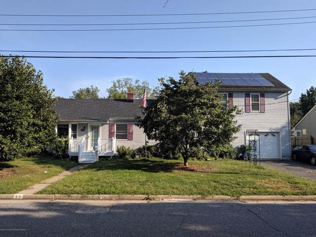 22 Meadowbrook Avenue, Eatontown, NJ 07724 (#21937529) :: Daunno Realty Services, LLC