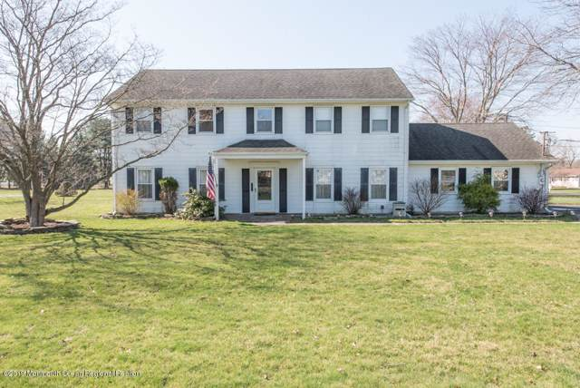551 Adelphia Road, Freehold, NJ 07728 (MLS #21937534) :: The MEEHAN Group of RE/MAX New Beginnings Realty