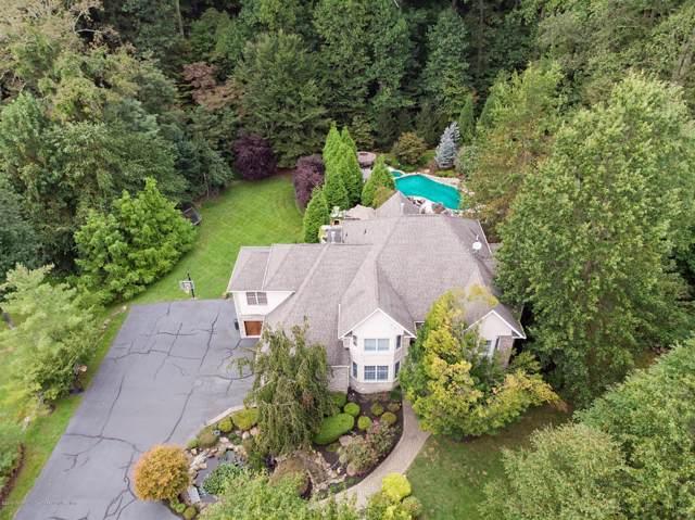 106 Haven Way, Morganville, NJ 07751 (MLS #21937729) :: The Dekanski Home Selling Team