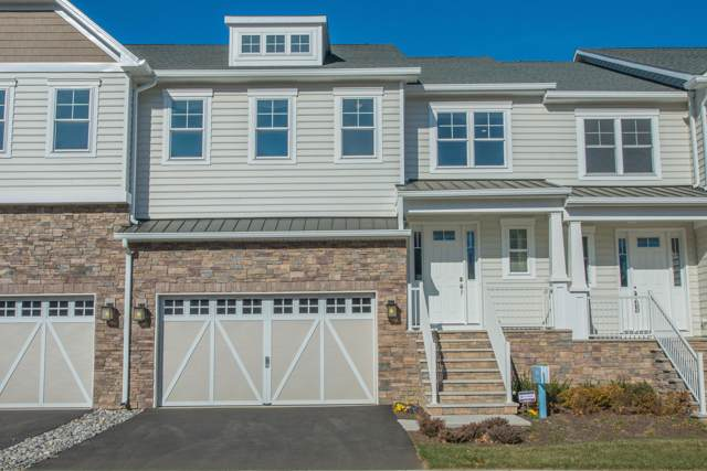 16 Foulks Terrace #1702, Lincroft, NJ 07738 (MLS #21937822) :: William Hagan Group