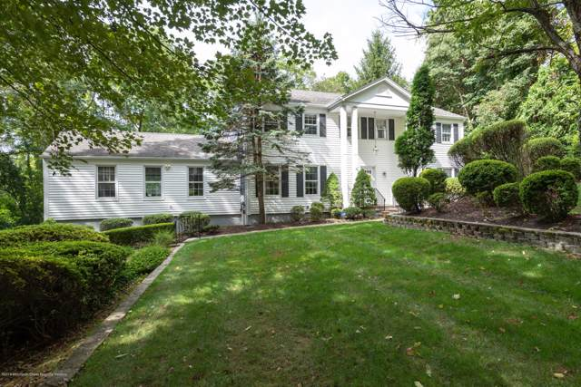 7 Marion Drive, Holmdel, NJ 07733 (MLS #21937916) :: The MEEHAN Group of RE/MAX New Beginnings Realty