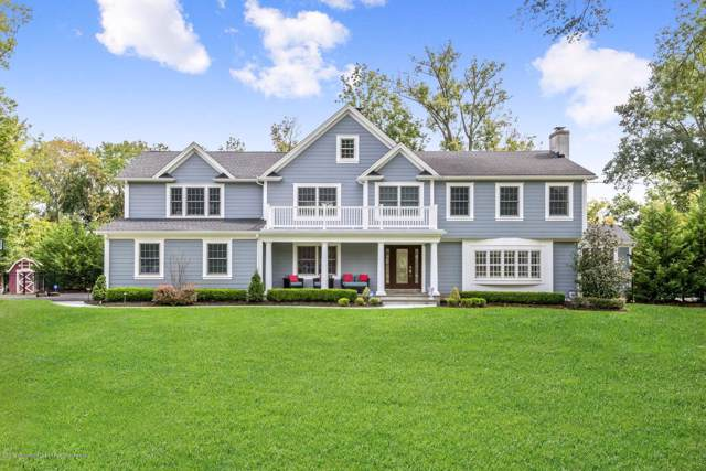 12 Mulberry Lane, Colts Neck, NJ 07722 (MLS #21937951) :: The Premier Group NJ @ Re/Max Central