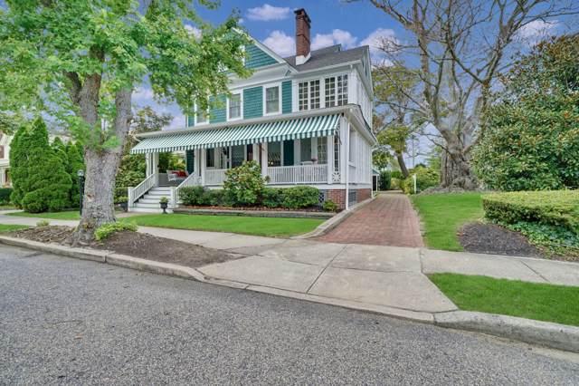 206 Brighton Avenue, Spring Lake, NJ 07762 (MLS #21938199) :: The Sikora Group