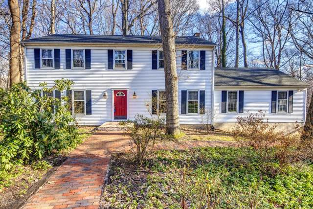 164 Red Hill Road, Middletown, NJ 07748 (MLS #21938211) :: The MEEHAN Group of RE/MAX New Beginnings Realty