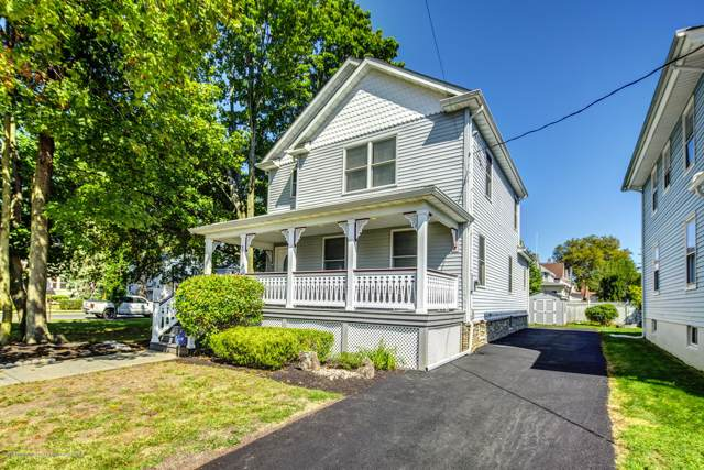 39 Hudson Avenue, Red Bank, NJ 07701 (MLS #21938305) :: The CG Group | RE/MAX Real Estate, LTD
