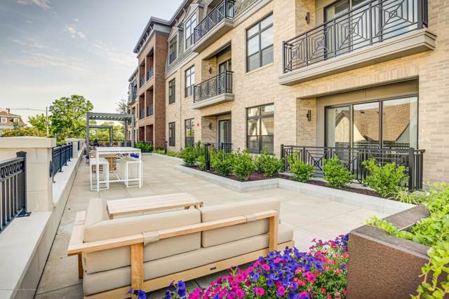 55 W Front Street #206, Red Bank, NJ 07701 (MLS #21938307) :: The CG Group | RE/MAX Real Estate, LTD