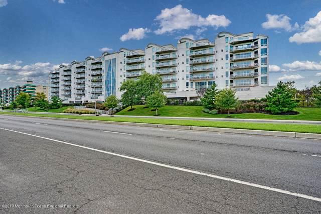 432 Ocean Boulevard #112, Long Branch, NJ 07740 (MLS #21938320) :: William Hagan Group