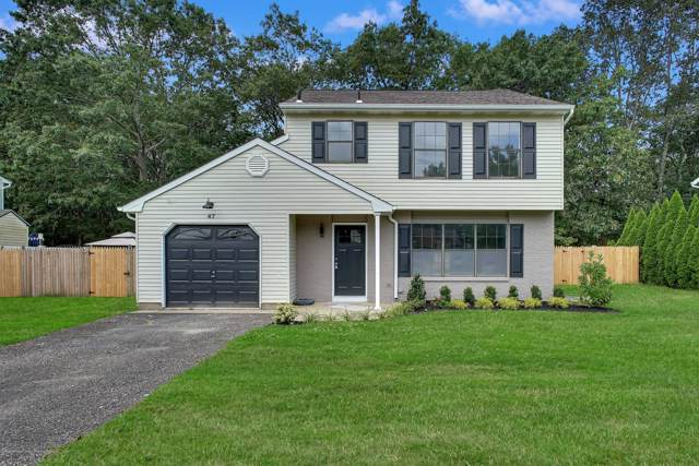 47 Bristlecone Drive, Howell, NJ 07731 (MLS #21938461) :: The MEEHAN Group of RE/MAX New Beginnings Realty