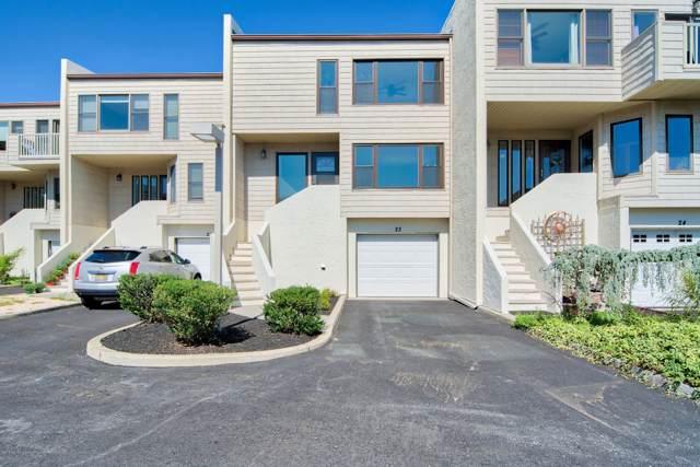 57 Bridgewaters Drive #23, Oceanport, NJ 07757 (MLS #21938570) :: The Dekanski Home Selling Team