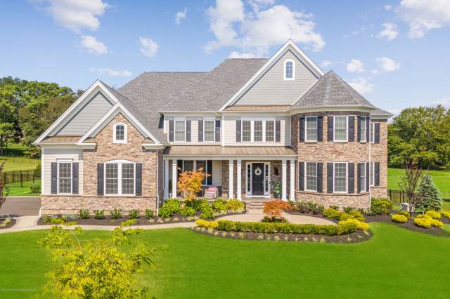 42 Windermere Road, Lincroft, NJ 07738 (MLS #21938577) :: William Hagan Group