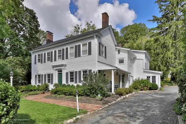 199 Monmouth Avenue, Atlantic Highlands, NJ 07716 (MLS #21938718) :: The Dekanski Home Selling Team
