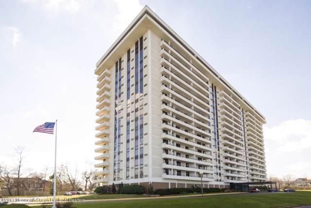 One Channel Drive #1708, Monmouth Beach, NJ 07750 (MLS #21938924) :: The Dekanski Home Selling Team