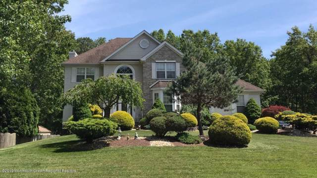 17 Tuscany Drive, Jackson, NJ 08527 (#21938943) :: Nexthome Force Realty Partners