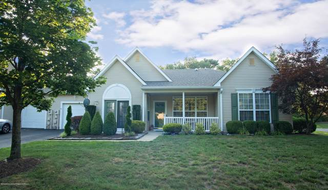 20 Sunnybrook Lane #1002, Lakewood, NJ 08701 (#21938957) :: Daunno Realty Services, LLC