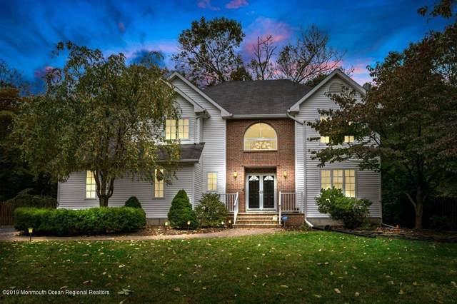 14 Glassboro Drive, Tinton Falls, NJ 07724 (MLS #21939501) :: The Sikora Group