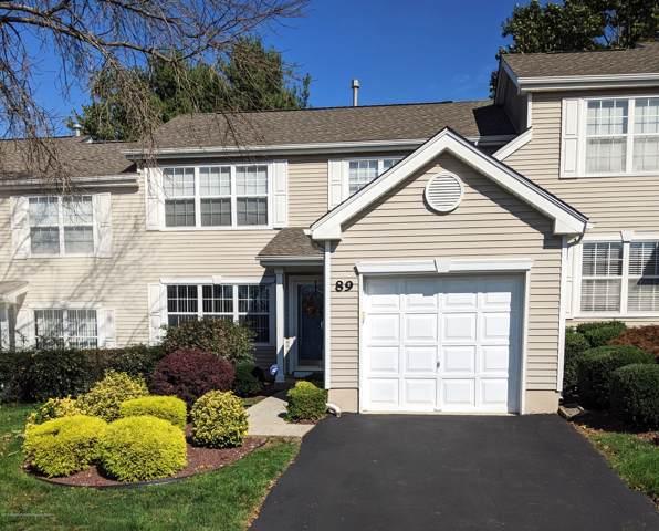 89 Aspen Lane, Freehold, NJ 07728 (MLS #21939516) :: The Sikora Group