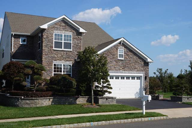 36 Riva Ridge Road, Manalapan, NJ 07726 (MLS #21939612) :: The Sikora Group