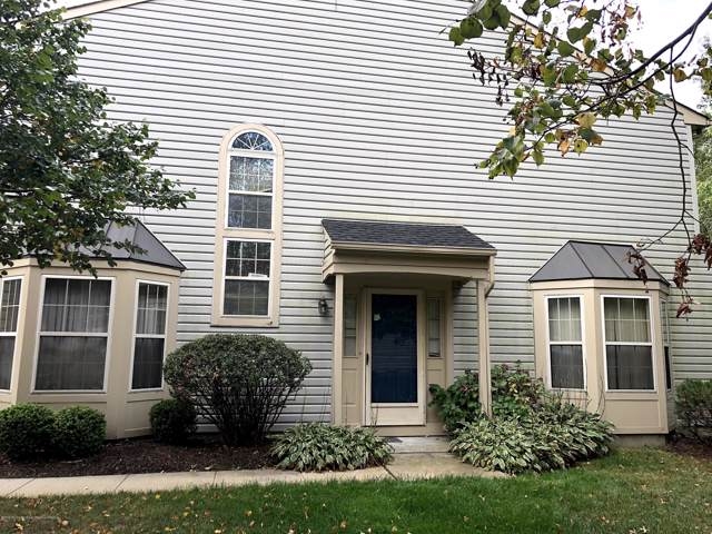 5 Whistler Drive #8, Freehold, NJ 07728 (MLS #21940152) :: The MEEHAN Group of RE/MAX New Beginnings Realty