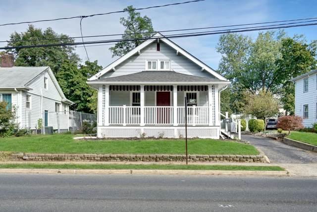 232 Newman Springs Road, Red Bank, NJ 07701 (MLS #21940834) :: The Dekanski Home Selling Team
