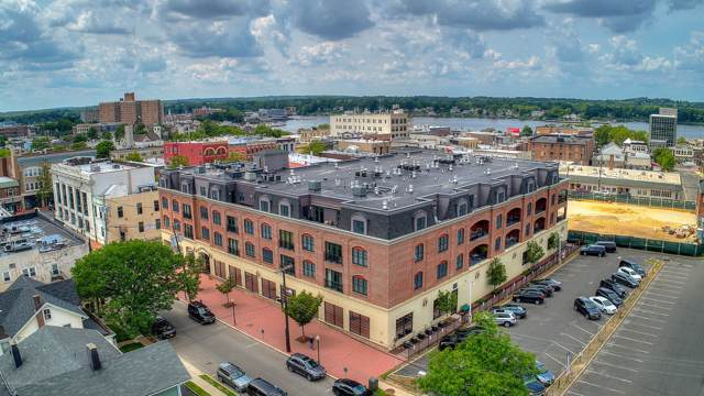 23 Wallace Street #209, Red Bank, NJ 07701 (MLS #21941139) :: The MEEHAN Group of RE/MAX New Beginnings Realty