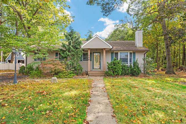 756 Cranbury Road, East Brunswick, NJ 08816 (MLS #21941154) :: The MEEHAN Group of RE/MAX New Beginnings Realty