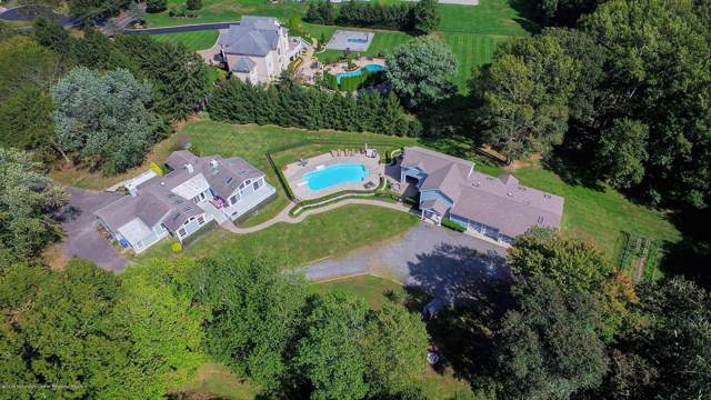 181 Stone Hill Road, Colts Neck, NJ 07722 (MLS #21941229) :: Team Gio | RE/MAX
