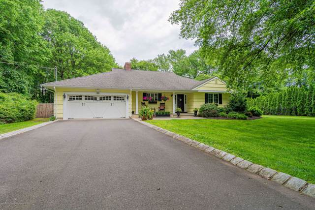 32 Manson Place, Little Silver, NJ 07739 (MLS #21941284) :: William Hagan Group