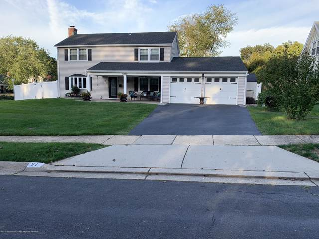 31 Ivy Way, Aberdeen, NJ 07747 (MLS #21941445) :: The MEEHAN Group of RE/MAX New Beginnings Realty