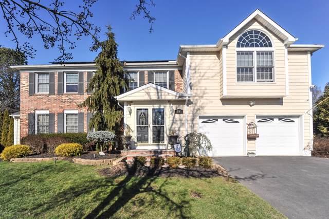 18 Aqueduct Place, Howell, NJ 07731 (MLS #21941500) :: The Dekanski Home Selling Team