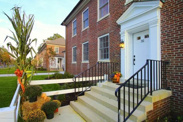 40 Russel Avenue, Oceanport, NJ 07757 (MLS #21941533) :: The Sikora Group